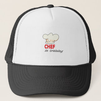 CHEF IN TRAINING HAT