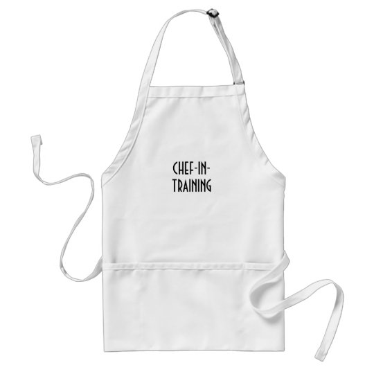 CHEF-IN-TRAINING STANDARD APRON