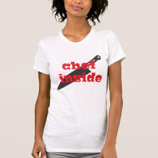 Chef Inside T-Shirt