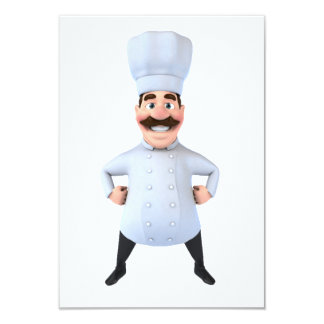 Chef Invitations