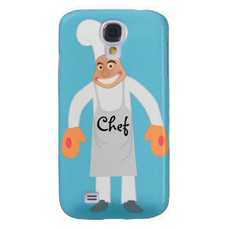 chef iPhone 3G case Samsung Galaxy S4 Covers
