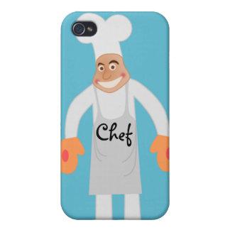chef iPhone 4 case