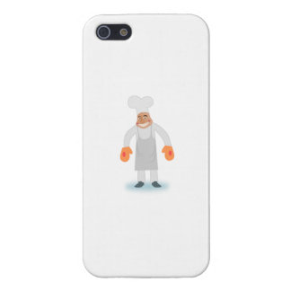 Chef iPhone 5 Cases