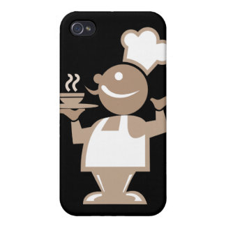 Chef Case For iPhone 4