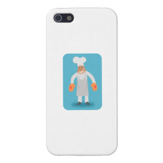 Chef Covers For iPhone 5