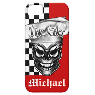 Chef iPhone Case iPhone 5 Cover