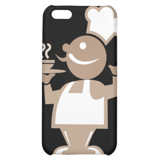Chef Cover For iPhone 5C