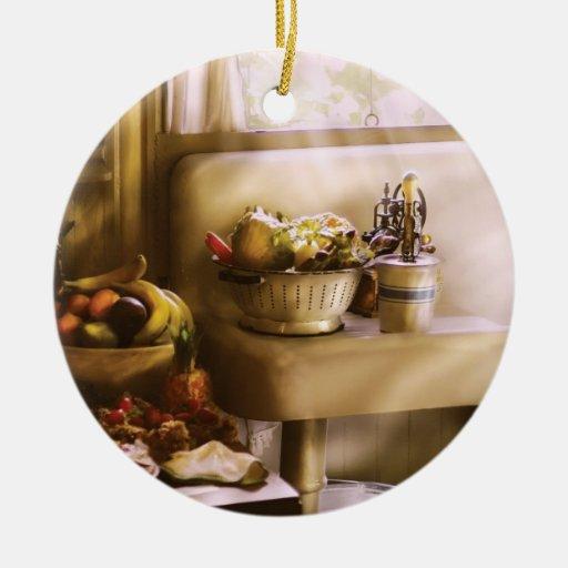 Chef - Kitchen - A 1930's Kitchen Ornaments