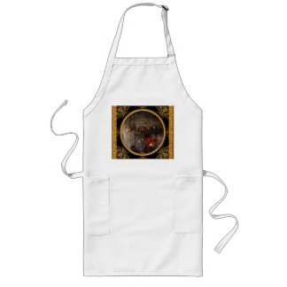 Chef - Kitchen - Home for the holidays Long Apron