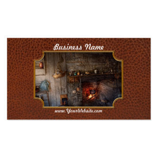 Chef - Kitchen - Home for the holidays Pack Of Standard Business Cards