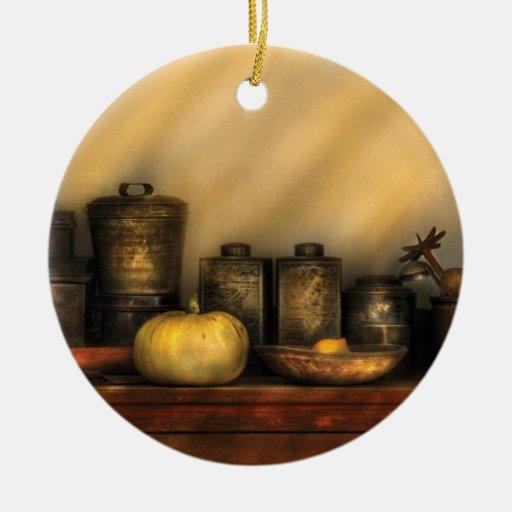 Chef - Kitchen - Kitchen Still Life Ornaments