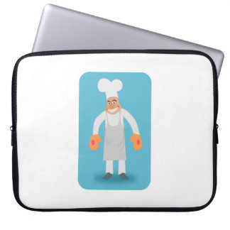 Chef Laptop Sleeves