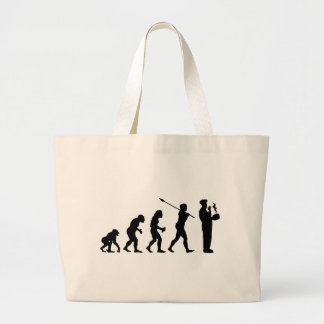 Chef Large Tote Bag