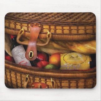 Chef - Let's Picnic Mouse Pad