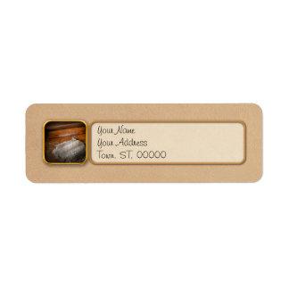 Chef - Making some dough Return Address Label