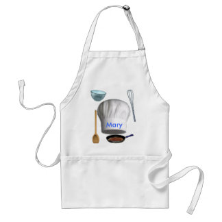 Chef Mary Standard Apron
