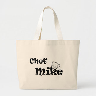 Chef Mike Canvas Bags
