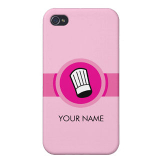 Chef or Baker Iphone Case for Women iPhone 4/4S Cover