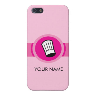 Chef or Baker Iphone Case for Women iPhone 5/5S Cover