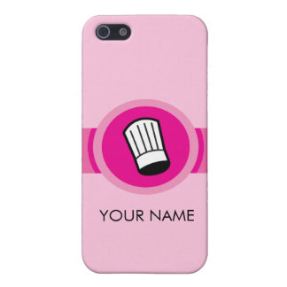 Chef or Baker Iphone Case for Women iPhone 5 Covers