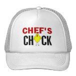 Chef's Chick Cap