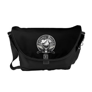 Chef Skull 1 Courier Bags