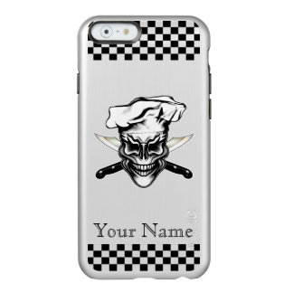 Chef Skull 1 Incipio Feather® Shine iPhone 6 Case