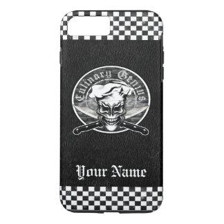 Chef Skull 1 iPhone 7 Plus Case