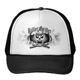 Chef Skull 2.2: Killer Griller and Smoke Trucker Hat