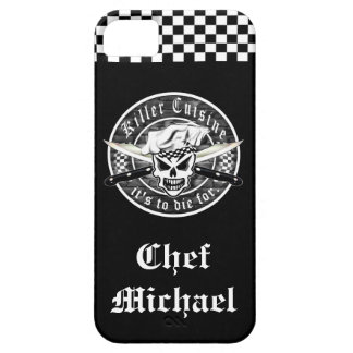 Chef Skull 2 iPhone 5 Cover