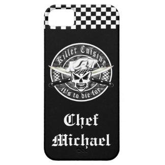 Chef Skull 2: Killer Cuisine iPhone 5 Covers