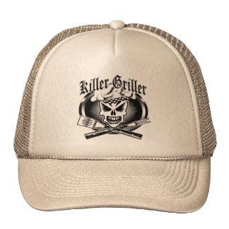 Chef Skull 2: Killer Griller Mesh Hat