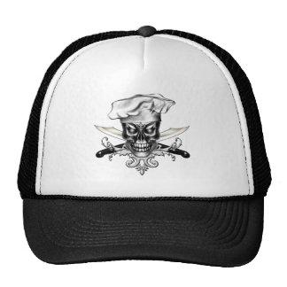 Chef Skull 3.1 Trucker Hat