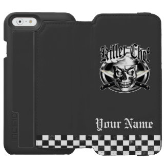 Chef Skull 3.1 Incipio Watson™ iPhone 6 Wallet Case
