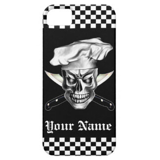 Chef Skull 3.1 iPhone 5 Cases