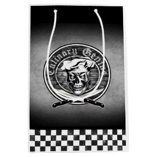 Chef Skull 3.1 Medium Gift Bag