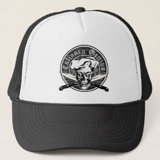 Chef Skull 3.1 Trucker Hat