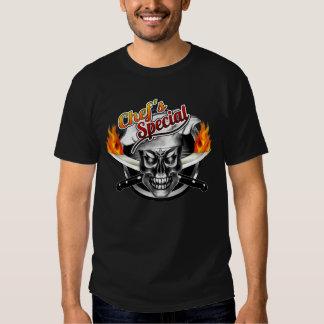 Chef Skull 3.1 Tshirt