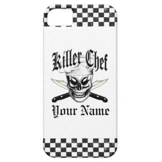 Chef Skull 4: Killer Chef Barely There iPhone 5 Case