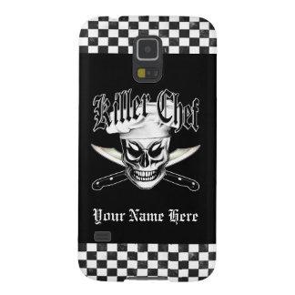 Chef Skull 4: Killer Chef Galaxy S5 Case
