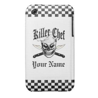 Chef Skull 4: Killer Chef iPhone 3 Case