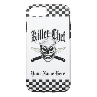 Chef Skull 4: Killer Chef iPhone 7 Case