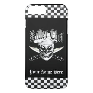 Chef Skull 4: Killer Chef iPhone 7 Plus Case