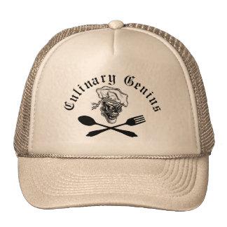 Chef Skull 5 Trucker Hat
