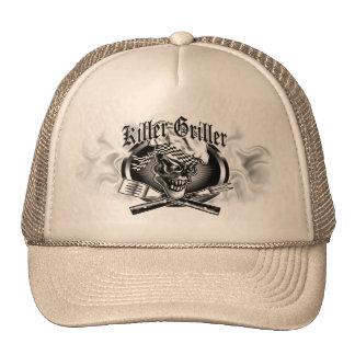 Chef Skull 5: Killer Griller with Smoke Hat