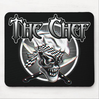 Chef Skull 5 Mouse Pads