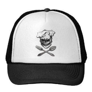 Chef Skull 6 Trucker Hat