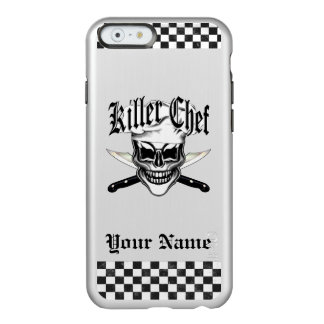 Chef Skull 6 Incipio Feather® Shine iPhone 6 Case