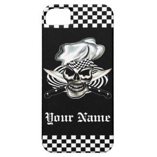 Chef Skull 8 iPhone 5 Cases