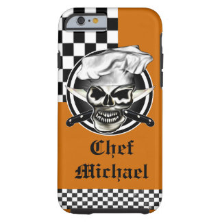 Chef Skull 8 Tough iPhone 6 Case